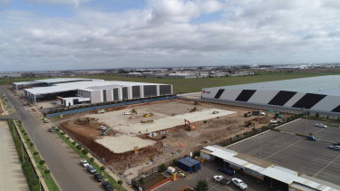 Fernhurst has committed to a new purpose-built $20 million cold-storage warehouse in Truganina, Victoria.