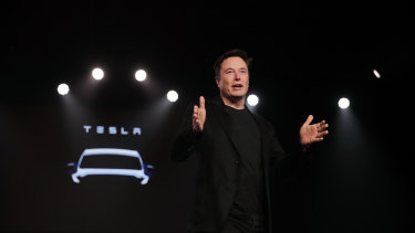 The success of Elon Musk's Tesla has made him one of the world's richest people.
