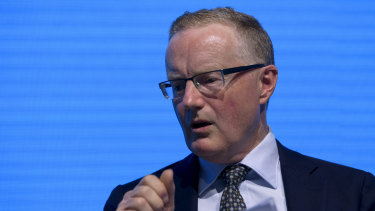 RBA governor Philip Lowe says that while there are advantages to technology advances in the finance sector, there are also competition issues to consider.