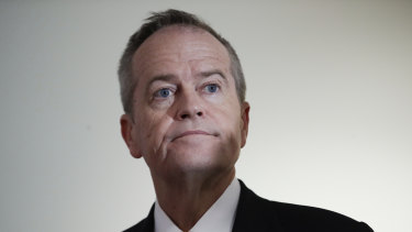 "Bill Shorten said ""the political debate and coverage needs to lift itself""."