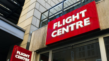 Flight Centre will no longer charge cancellation fees.