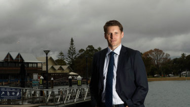 """Andrew Hastie: """"The inquiry process must not be undermined.''"""