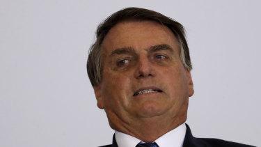 """A cop who doesn't kill isn't a cop,"" Brazil's President Jair Bolsonaro once said."