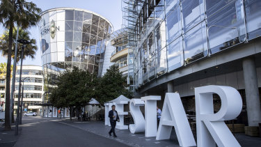 The Star will face new competition when Crown Sydney opens in February next year.