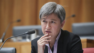 Penny Wong promised to develop a policy that would transcend the dilemma that China is both our biggest market and a strategic rival.