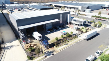 My Muscle Chef will move into Dexus's Quarry Industrial Estate in Greystanes in Sydney's central west.