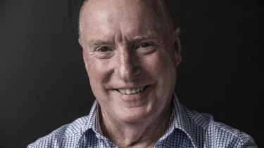 Ray Meagher who has played Alf Stewart in Home and Away for the past 31 years.
