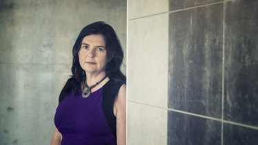 A former commercial lawyer, Eileen Ormsby has written two books on the dark web.