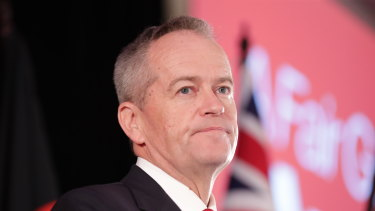 "The review described Bill Shorten as an ""unpopular leader"" but noted he ""led a united party, saw off two Liberal prime ministers and won all three campaign debates""."