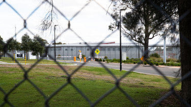 The positive case in an inmate from Parklea Correctional Centre is the first case in a NSW correctional facility.