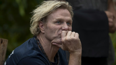 Dermott Brereton on I'm a Celebrity... Get Me Out of Here!
