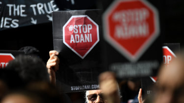 Activists are regarding Aspen Re's commitment to not renew policies with Adani as a win.