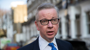 """""""The facts and the advice are clear at the moment that we should not be thinking of lifting of these restrictions yet"""": Michael Gove."""