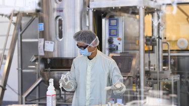 """A """"patent box"""" has been a reform long-argued for by the local biotech sector."""