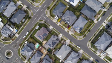 Australia is experiencing a housing affordability crisis, with the federal government pointing the finger at state planning regulations.