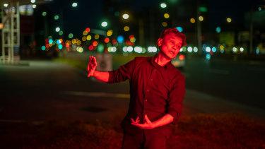 Dancer Tony Yap.