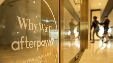 Afterpay and other local tech stocks have been hammered on Thursday.