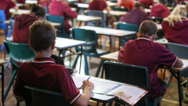 NAPLAN could be replaced by a new expanded test next year.