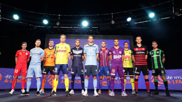 The A-League's new season will be broadcast on the ABC - not Network Ten, as was originally the plan.