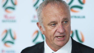 Graham Arnold has confirmed he will be staying on as coach of the Socceroos and Olyroos.
