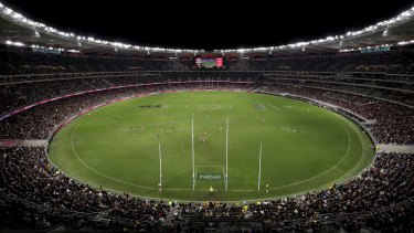 The all-Victorian Dreamtime match at Optus Stadium in June sold out in minutes.