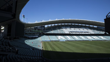 Limited: Allianz Stadium has a capacity of 45,500.