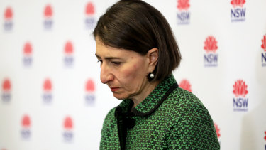 Premier Gladys Berejiklian says pork barrelling is common, and not illegal.