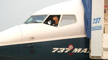 The legal troubles Boeing into its troubled 737 MAX plane continue..