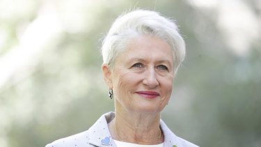 Independent MP Kerryn Phelps won the seat of Wentworth in 2018.
