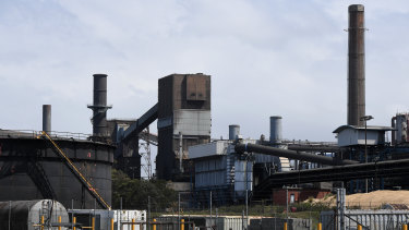 Major gas users, like the Port Kembla steelworks, will now have more transparency for gas contracts negotiations.