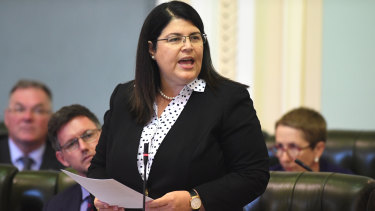 Queensland Education Minister Grace Grace has questioned how the LNP will fund its school airconditioning pledge.