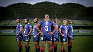 Melbourne Rebels have played at AAMI Park since joining Super Rugby in 2011.