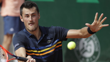 Bernard Tomic's loss to Marco Trungelliti has provided the feelgood story of the French Open so far.