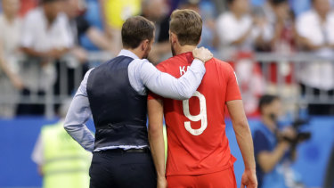 Kane wanted to prove his manager Gareth Southgate right, as well as his doubters wrong.