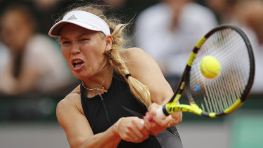 Caroline Wozniacki has declared she has other ambitions in life beyond tennis.
