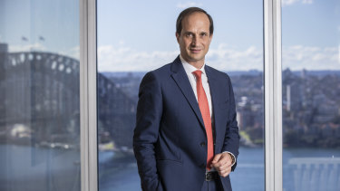 AMP issued a statement saying chief executive Francesco De Ferrari remains in his position.