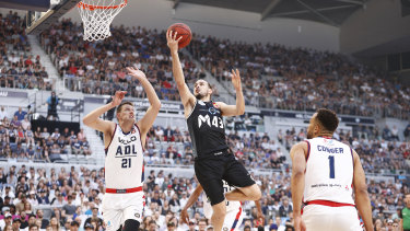 SBS is committing an unprecedented amount of live broadcast time to the NBL this season.
