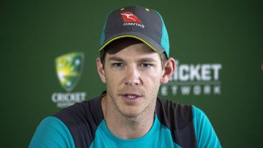 New era: Tim Paine will lead Australia in the team's first Tests since the ball tampering crisis.
