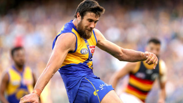 Josh Kennedy doesn't know what his AFL future holds in the wake of the league shutdown.