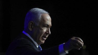 'Greatest election fraud' says Israeli Prime Minister Benjamin Netanyahu.