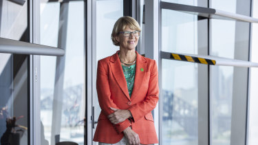 Coca-Cola Amatil boss Alison Watkins is running the company during the COVID-19 crisis from the family farm in south-west Victoria, instead of the company's North Sydney HQ.