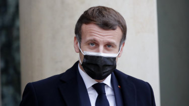 French President Emmanuel Macron has tested positive for COVID-19.