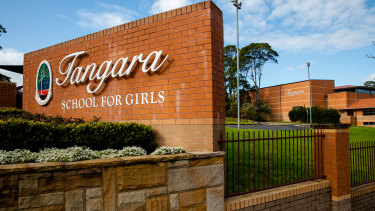 Tangara School for Girls in Cherrybrook is closed due to COVID-19 infections.