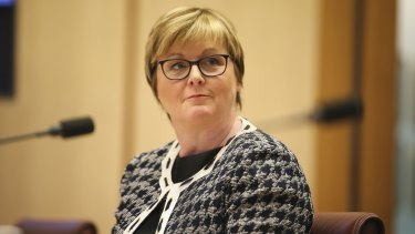 NDIS Minister Linda Reynolds remains committed to introducing legislation for independent assessments this year.