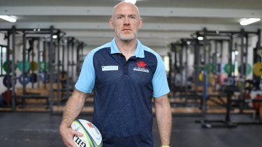 'I want to be more rounded as a coach': Welshman Steve Tandy explains his move south to Australia.