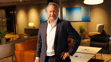 Fortescue has doubled its dividend, resulting in a $4b windfall for founder, chairman and biggest shareholder Andrew Forrest.