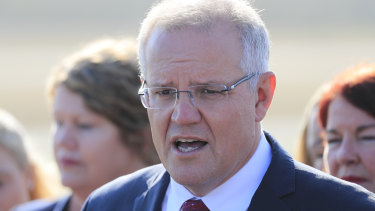 Prime Minister Scott Morrison will announce the Climate Solutions Package on Monday.