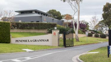 Peninsula Grammar School
