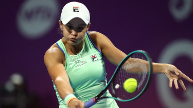 Ashleigh Barty will not travel to the US.