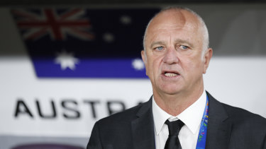 Big questions: Graham Arnold has a lot to think about following Australia's Asian Cup exit.